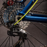 Driftless 2.0 rear derailleur. (SRAM X7 derailleur shown in picture) SRAM has replaced the X7 with the GX line.