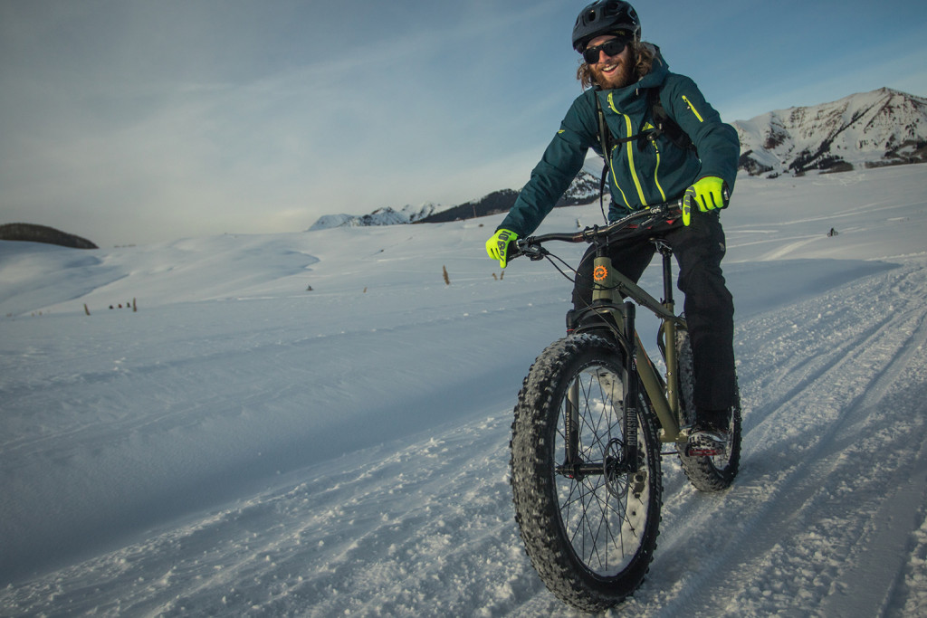 5 Benefits of Owning a Fat Bike