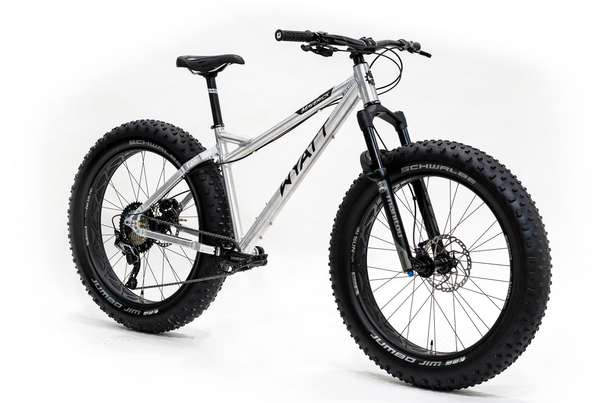 American-made fat bike