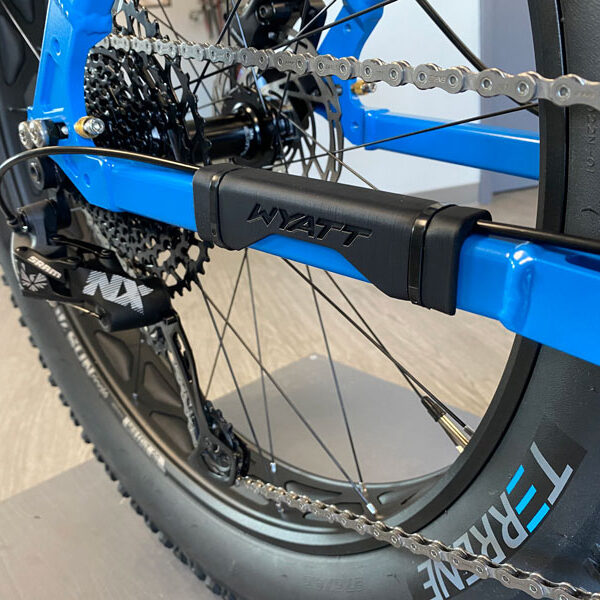 Rubber Chainstay Protector